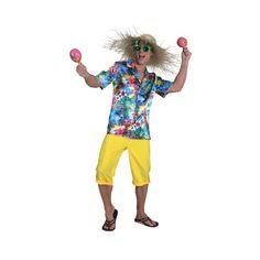 Hawaii shirt voor heren. Hawaii of tropisch feestje? Bij Fun en Feest vind je de leukste Hawaii feestartikelen, kostuums en accessoires. Toppers Crazy Summer kleding tip!