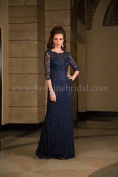 Navy Blue Mother Of The Groom Bride Evening Plus Size Gowns