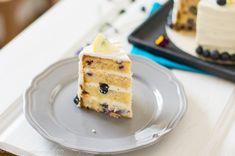 Blaubeere Zitronentorte Waffles, Bread, Breakfast, Food, Strawberries, Food Food, Bakken, Recipies, Waffle