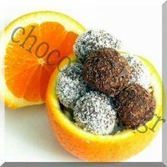 ΤΡΟΥΦΕΣ ΣΟΚΟΛΑΤΑ –ΠΟΡΤΟΚΑΛΙ Όλο το άρωμα των πορτοκαλιών μέσα σε ένα τρουφάκι www.chocosplash.gr ΣΟΚΟΛΑΤΑ ΓΛΥΚΑ ΖΑΧΑΡΟΠΛΑΣΤΙΚΗ ΣΥΝΤΑΓΕΣ ΜΑΓΕ...