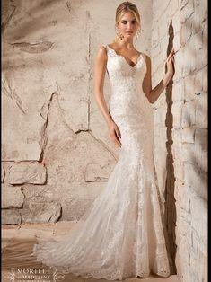 1da8924011 Mori Lee Bridal Gown 2708  DimitraDesigns.com Mori Lee Wedding Dress