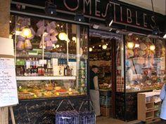 Davoli, the best delicatessen in Paris - Rue Cler info