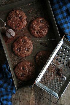 Chocolate Brownies Cookies