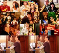 Marshall Eriksen and Lily Aldrin - How I Met Your Mother Marshall Eriksen, Lily Aldrin, Barney And Robin, Marshall And Lily, Movie Couples, Himym, How I Met Your Mother, I Meet You, Guys And Girls