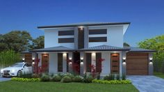 3 X 3 - 6 Bedroom Modern Townhouse:316DU
