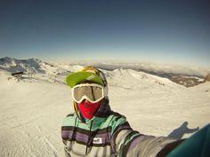 Disfrutar sol y nieve en Sierra Nevada (Granada) / Enjoy sun and snow in Sierra Nevada (Granada), by @KIKE360Pro