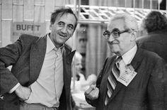 Tadeusz Mazowiecki i Jerzy Turowicz
