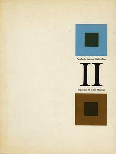 II Exposição de Artes Plásticas da Fundação Calouste Gulbenkian, 1961 - Sebastião Rodrigues – Wikipédia, a enciclopédia livre