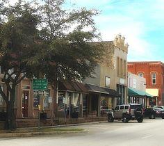 City of Rockwall - Main Street