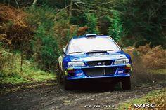 Richard Burns Robert Reid 1999 Rally GB