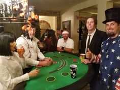 Looking for a great Halloween party idea or Halloween party theme? Save on a casino night for your Halloween party Casino Night, Casino Party, Halloween Party Themes, Party Ideas, Fun, Fete Ideas, Ideas Party, Lol, Funny