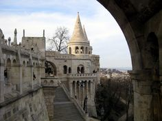 Fisherman´s Bastion - Budapest. MAR 2011
