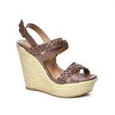 352648100 11 melhores imagens de Bolsas e sapatos | Anabela, Bolsa mochila e ...