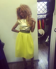 Anche SONIA RAPETTI veste PLUSH !!! #plush#plushlostore#rimini#santarcangelo by plush_lo_store