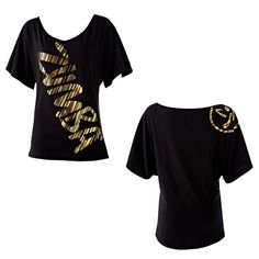 Love this shirt!  Wore it to Zumba today.  Cute for the gym or to wear for a casual outfit.  www.zumba.com