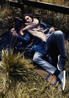 www.pegasebuzz.com | Willy Cartier by Frederico Martins for D Section Fall-Winter 2014-2015
