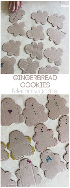 Cookies memory game this is such a fun christmas math game