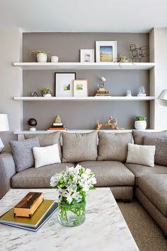 Blanco Interiores: Cinza, naturalmente!