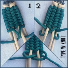 Bracelet Knots Paracord Bracelets Diy Jewelry Paracord Tutorial Bracelet Tutorial Para Cord Paracord Braids Survival Tips Baking Sodafrom not sure the name of this but here is how it s done its a cobra weaved into a cobra paracord… – Artofit Paracord Belt, Paracord Braids, Paracord Bracelets, Knot Bracelets, Survival Bracelets, Paracord Tutorial, Macrame Tutorial, Bracelet Tutorial, Diy Tutorial