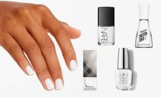 Learn how to remove acrylic nails at home easily with just a few steps. Removing false nails can be tricky. So you must take utmost care. Best White Nail Polish, Sinful Colors Nail Polish, Nail Polish Trends, Nail Polish Designs, White Nails, Nail Art Designs, Remove Acrylic Nails, Acrylic Nails At Home, Almond Acrylic Nails
