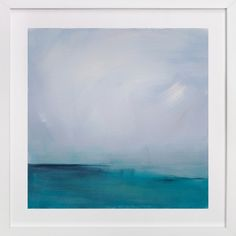 Distant Island Pier by Julia Contacessi at minted.com