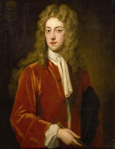 """John Montagu, 2nd Duke of Montagu"" by Sir Godfrey Kneller"