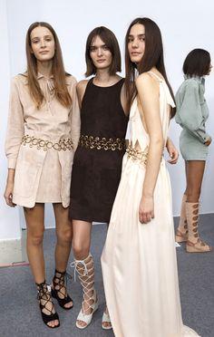 Chloé Spring 2015 #style #fashion