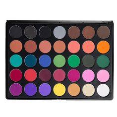 Morphe - 35C - Multi-Color Matte Palette