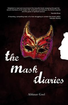 Book Review The Mask Diaries- Abhinav Goel