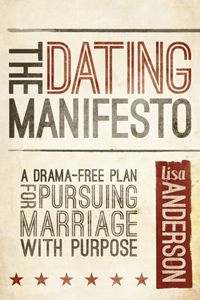 Finally, a no-holds-barred word on dating, preparing for marriage and maximizing singleness from someone who's actually living it. This wake-up call for single men and women cuts through the clutter to expose the attitudes and actions that keep them from moving toward marriage with purpose. The Dating Manisfesto