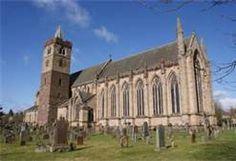 Dunblane Cathedral, Dunblane, Scotland