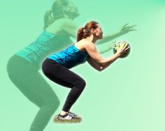 How to Tone Up Using Nothing but a Soccer Ball | Women's Health Magazine