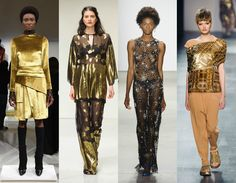 Super shine ... The 12 Best Fall 2016 Trends From New York Fashion Week | StyleCaster