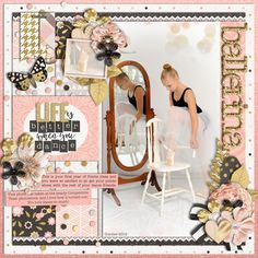 Used the following from the Sweet Shoppe: Template - Universal Album 5 by Cindy Schneider Strong: The Collection by Jady Day Studios