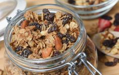 The Delicious Breakfast You Had No Idea You Could Make In Your Slow Cooker -  7 varieties of crock pot granola!