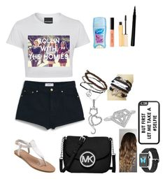 """Out to eat. ~ Brianna"" by obxicons ❤ liked on Polyvore"
