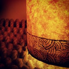 #Handmade #paperlamps #thebangaloresnob  Find details at www.thebangaloresnob.wordpress.com   The Bangalore Snob