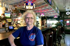 Jan McAllister has celebrated a loud and loyal legacy of cheering the Chicago Cubs, remarkable even among the truest and bluest of the Cubbie Nation.