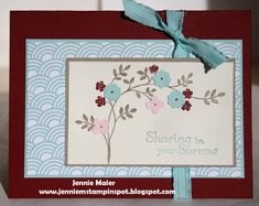 SUO-CCMC235 & FabFri10 Sympathy by CraftyJennie - Cards and Paper Crafts at Splitcoaststampers