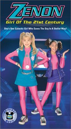 Directed by Kenneth Johnson.  With Kirsten Storms, Raven-Symoné, Bob Bancroft, Stuart Pankin. An inquisitive teenager pries into suspected dodgy dealings on her space station home - and ends up being sent down to Earth.