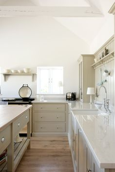 Cabinet color like Plascon AG Spanish Delta - too pale?