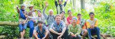 Trekking to Mount Rinjani Lombok