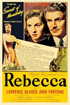 Rebecca--great and suspenseful story.