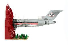 The Beastie Boys' debut album Licensed To Ill is a certifiable classic. Not only is it packed full of awesome tracks, but I can distinctly remember how cool the gatefold sleeve looked when the LP first appeared back in 1986. Brick Flag is also clearly a fan. He's recreated the iconic cover art in LEGO …