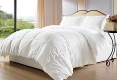 White Down Alternative Comforter / Duvet Insert