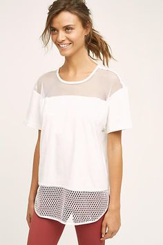 Adidas by Stella McCartney Mesh Tee