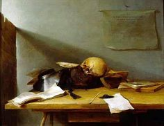 Jan Davidszoon de Heem, Still-life with Books and Skull (Vanitas) - Dutch Golden Age painting - Wikipedia, the free encyclopedia