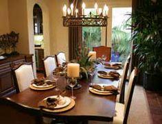 My kinda dining room