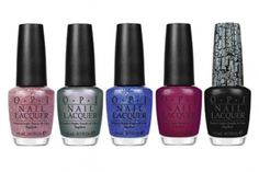 Katy Perry's OPI collection