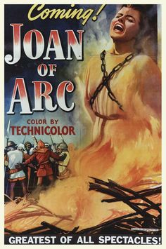 1948 Joan of Arc